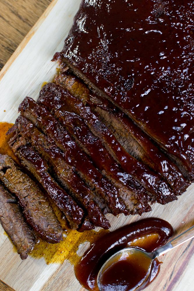 The easiest baked brisket you'll ever make!