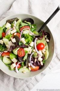 Favorite Dinner Salad