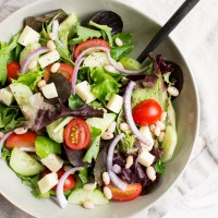 Favorite Dinner Salad