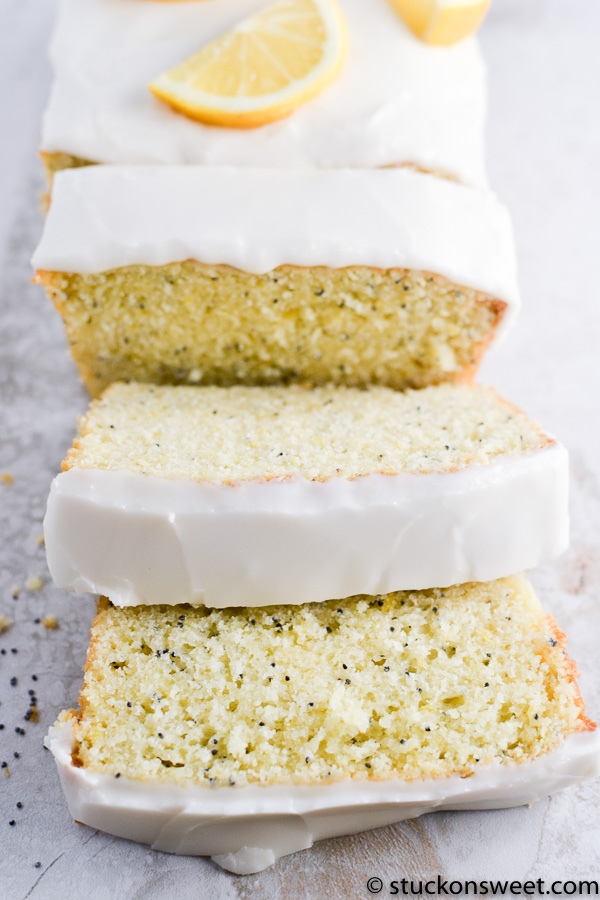 Poppy Seed Lemon Bread Recipe