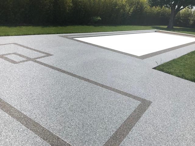 revêtement de sol décoratif - stucopierre
