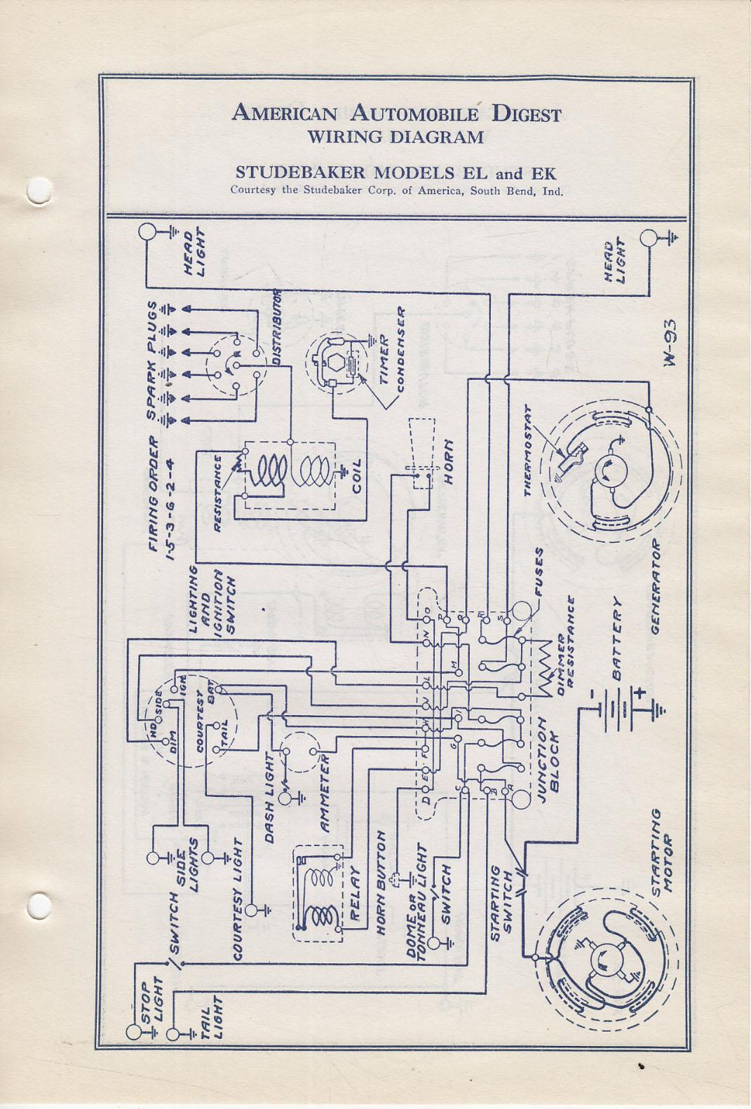 Bob Johnstones Studebaker Resource Website