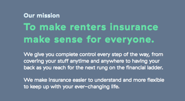 Toggle Renters Insurance