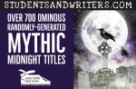 Over 700 Ominous Randomly-Generated Mythic Midnight Titles