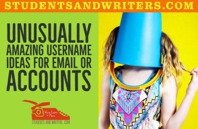 Read more about the article Unusually amazing username ideas for email or accounts