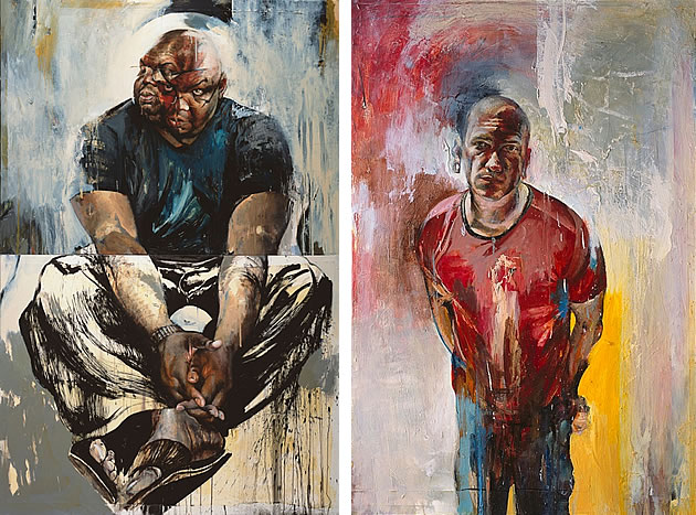 Jason Shawn Alexander art