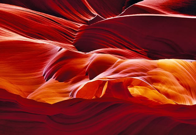 Peter Lik photography of canyons