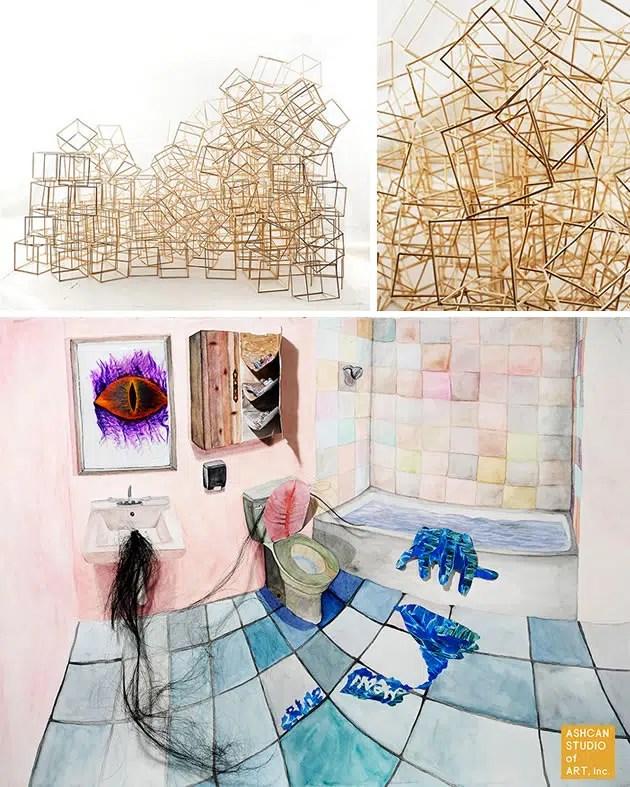 RISD architecture portfolio