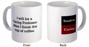 StudentCaringCoffeeCup