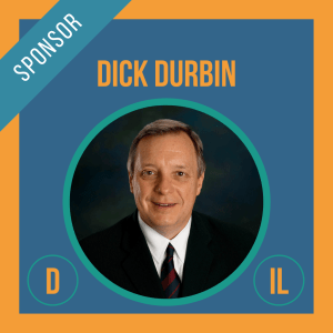 Senator Dick Durbin, Sponsor of the Student Borrower Bankruptcy Relief Act