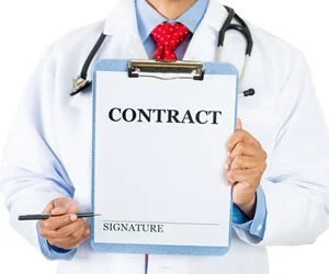 physician employment contract