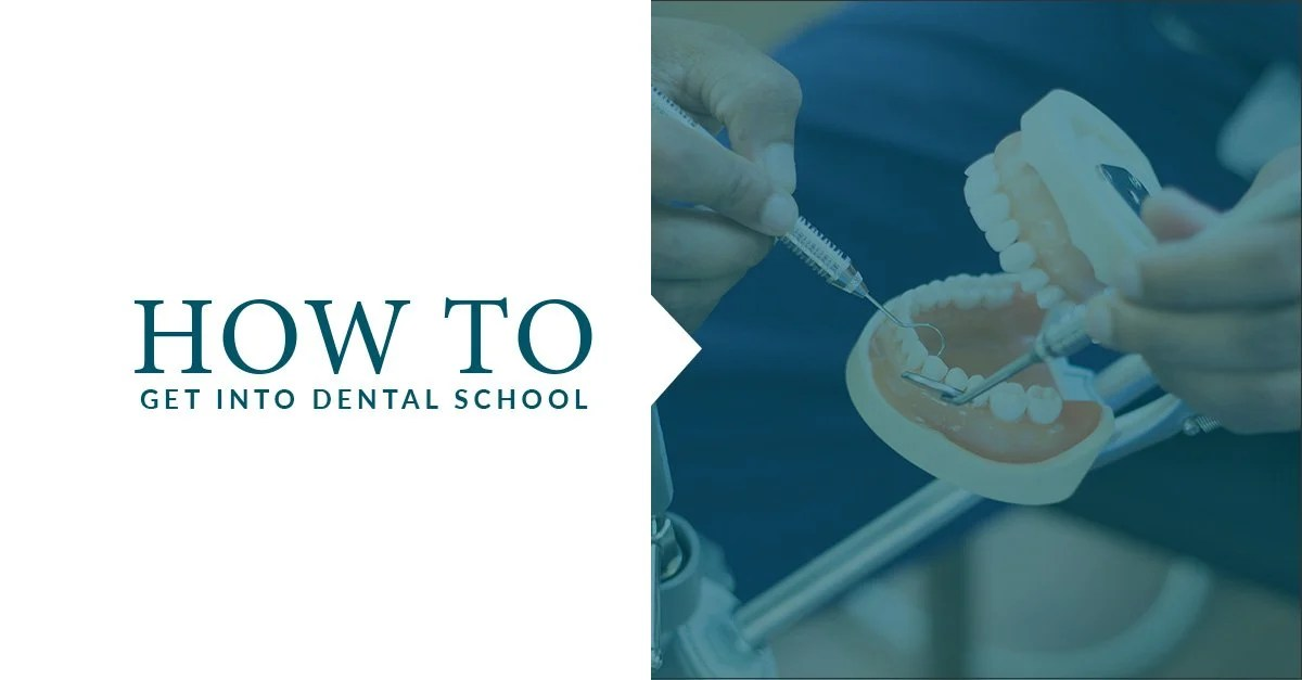 How to Get Into Dental School: A Free Admissions Guide • SDN