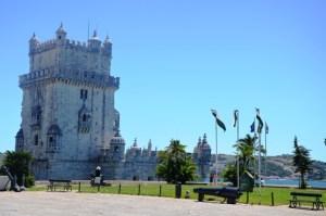 Der Torre de Belém ist das Wahrzeichen der Altstadt.