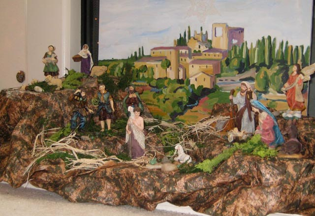 preparing-traditional-italian-presepe-realizzare-presepe