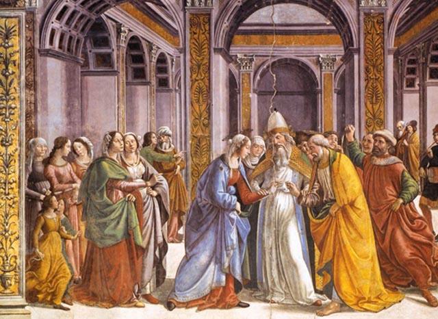 Ghirlandaio-Florentine-Painter-Renaissance-Michelangelo-teacher