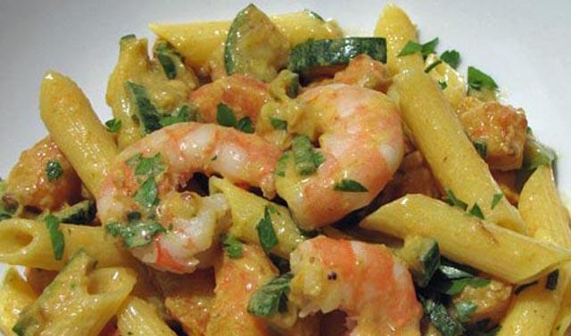 zucchine-gamberetti-zucchini-shrimp-ricetta-giallo-zafferano-italian-cooking-site