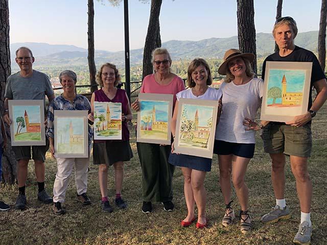 Arezzo-Learn-Italian-Italy-Studentessa-Matta-Cultural-Small-Group-Joust