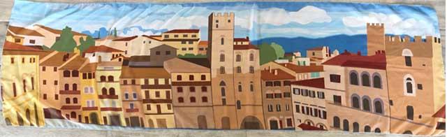 designer-scarves-piazza-grande-in-arezzo-italy
