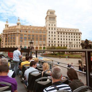 Barcelona City Tour Bus