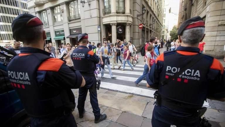 Crime Rate in Barcelona