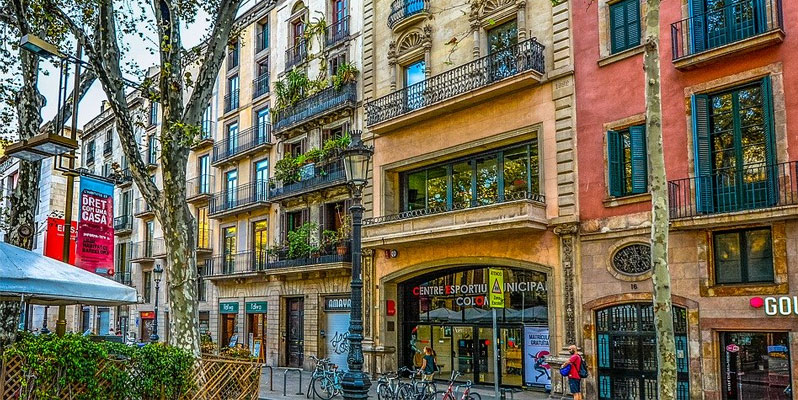 How to Find a Flat in Barcelona
