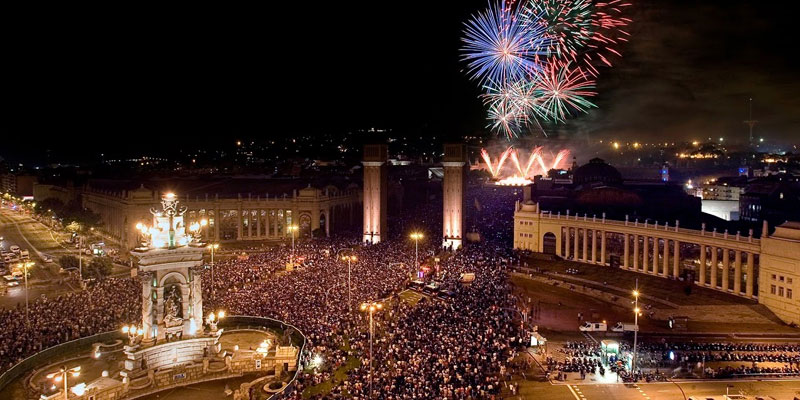 The Best 2020 New Year's Eve Parties and Events in Barcelona