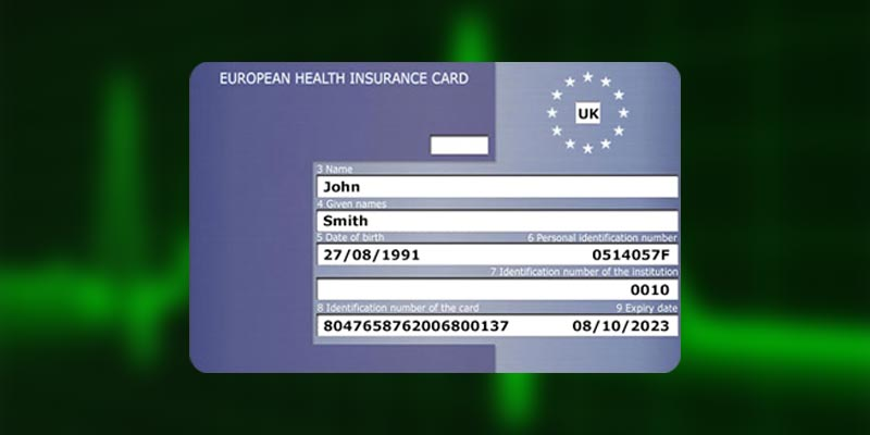 What is the European Health Insurance Card and Who Needs It?