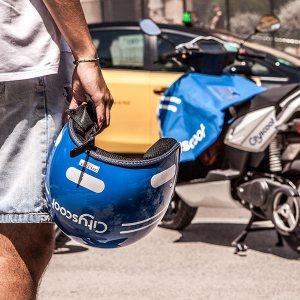 Discount Cityscoot Free Helmet