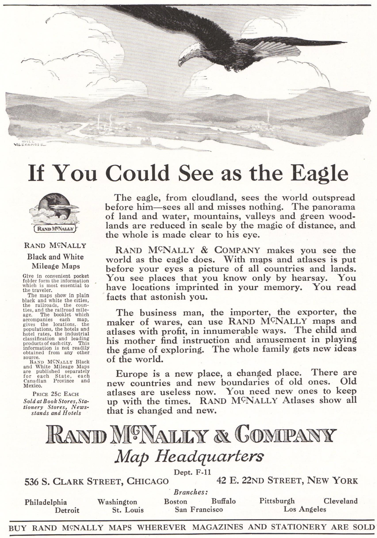 Rand Mcnally And Company