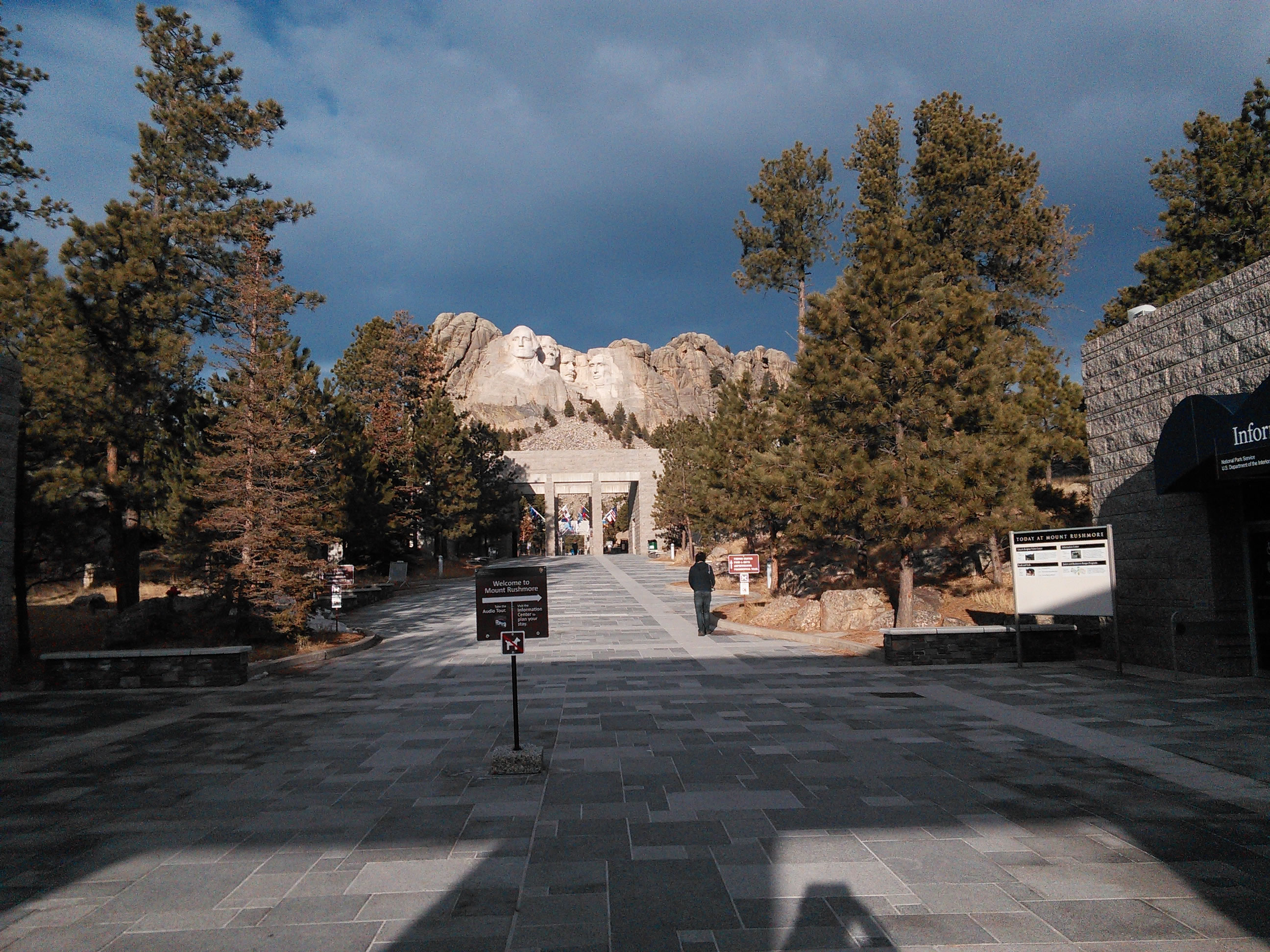 Mount Rushmore Pictures And Worksheets