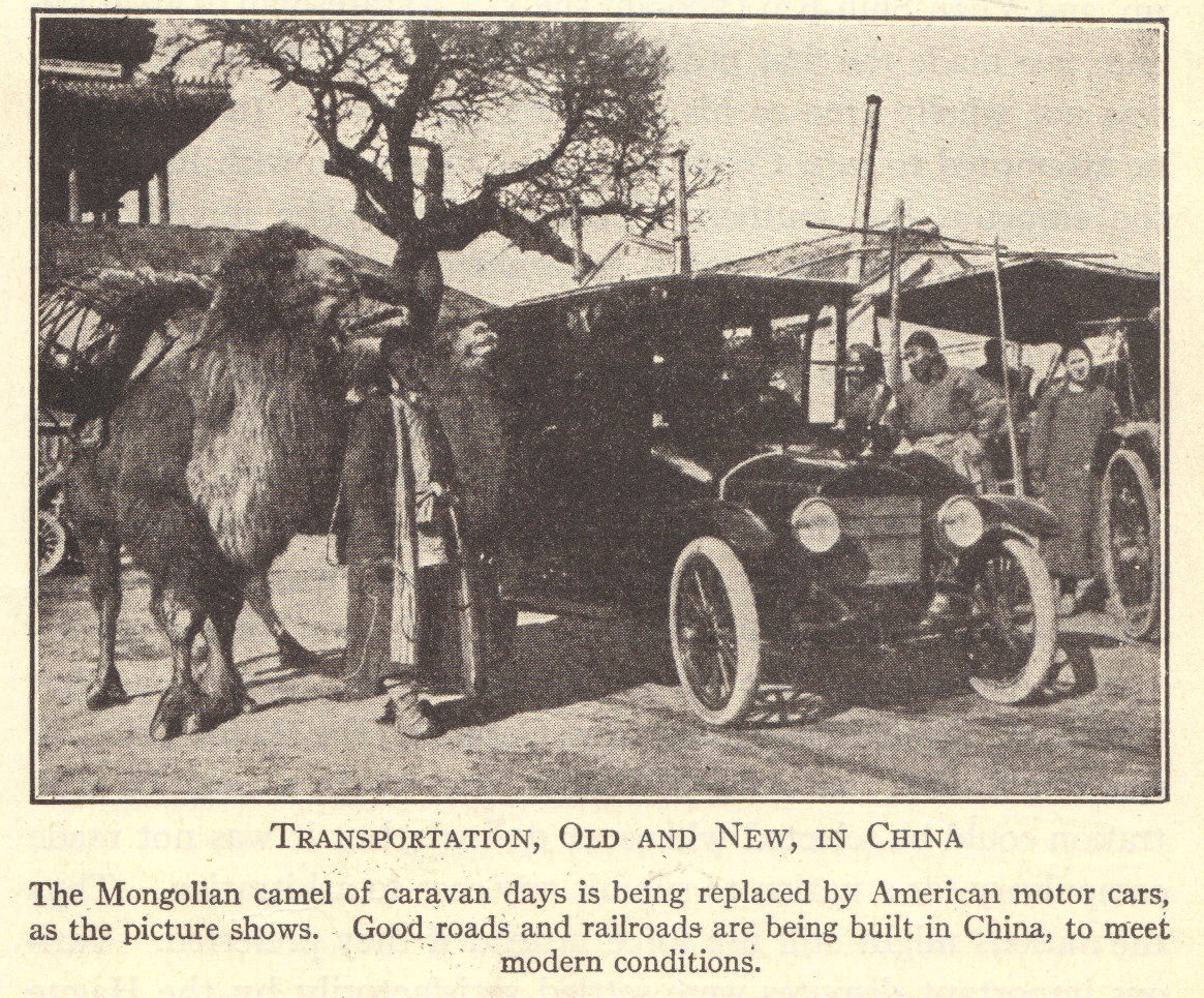 Transportation In China Circa