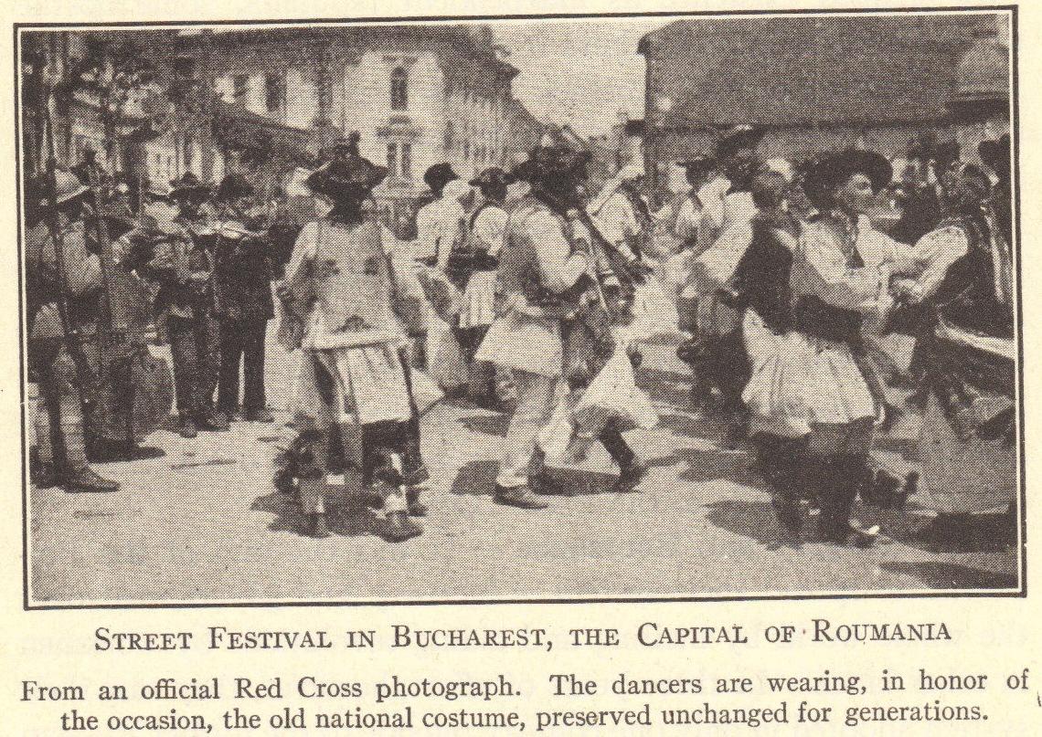 Bucharest Street Festival Circa