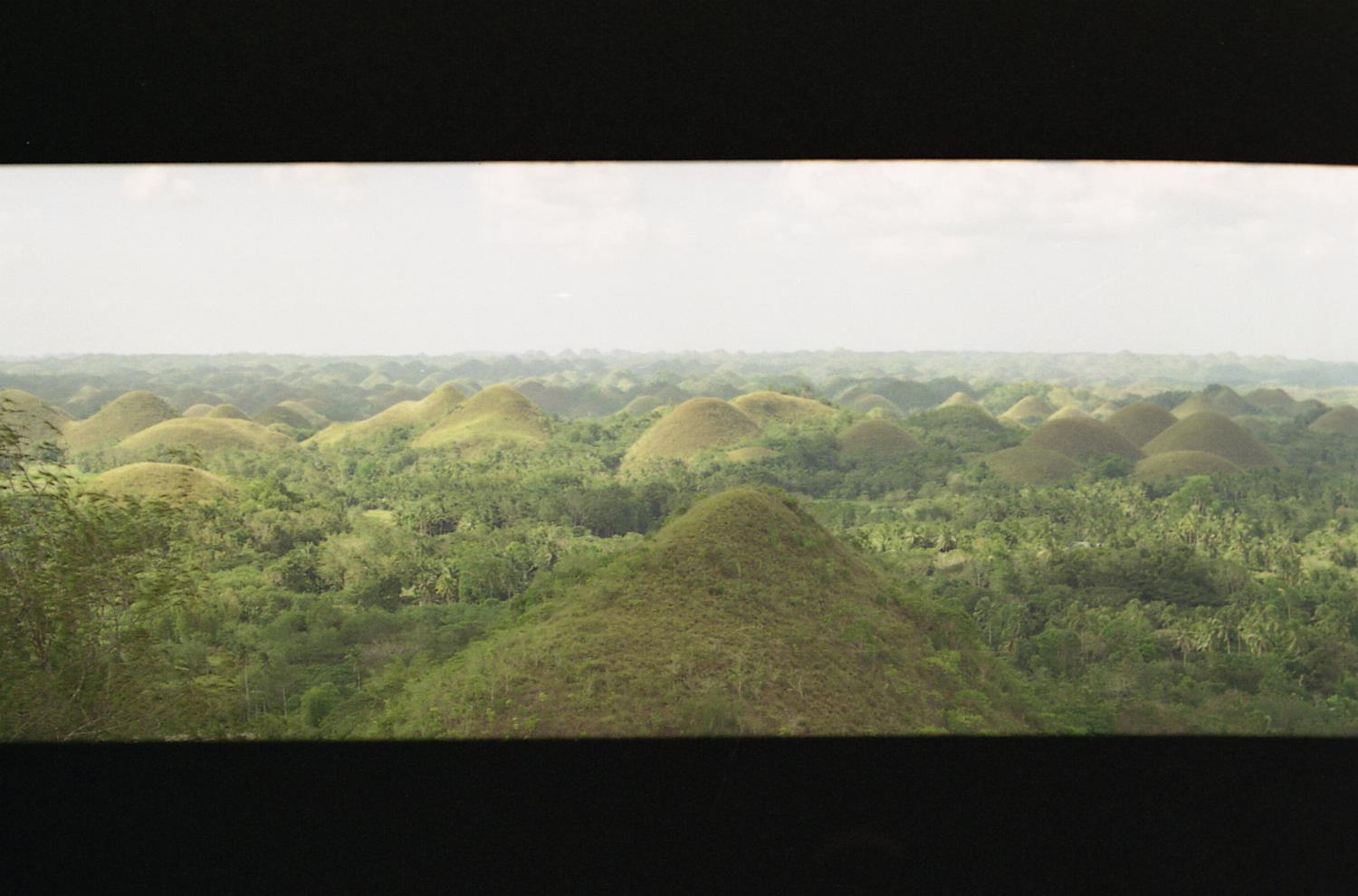 Chocolate Hills Of The Philippines