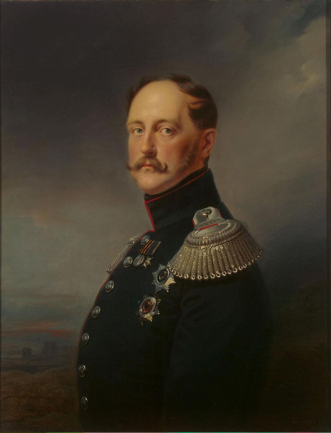 Russian Tsar Nicholas I Ruled