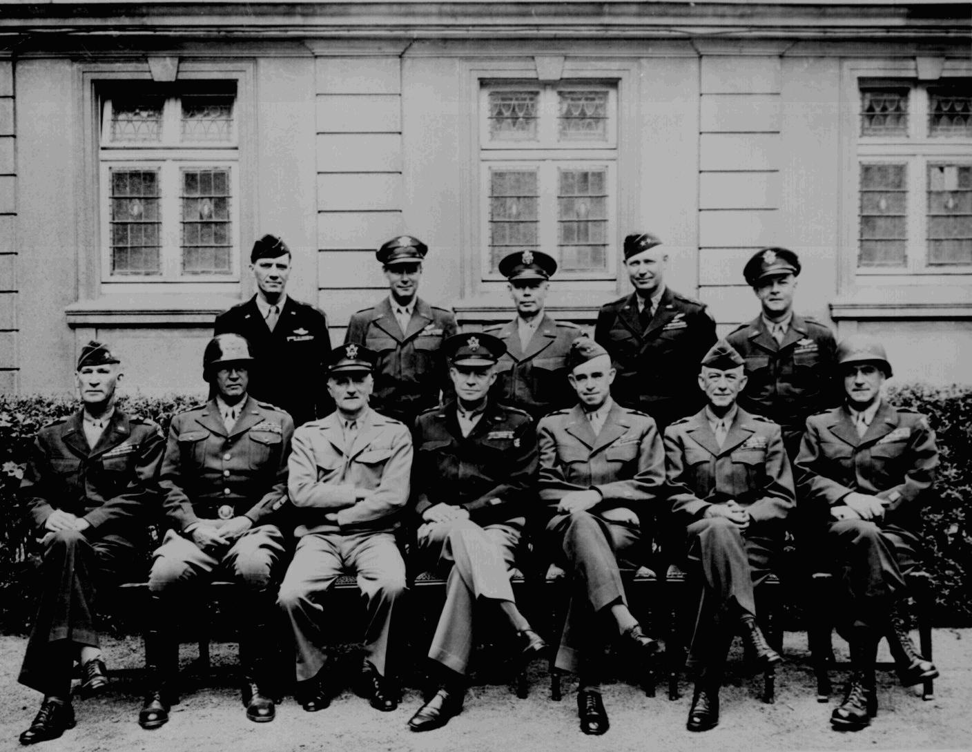 American Generals In World War Ii