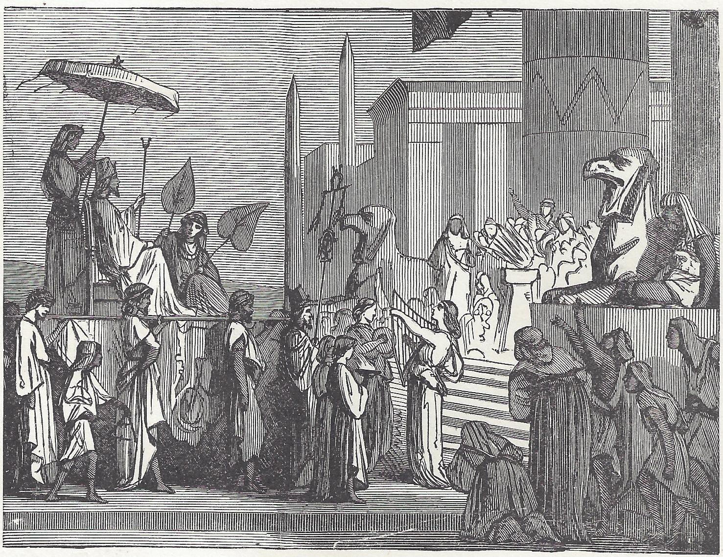 Joseph Made Ruler Over Egypt