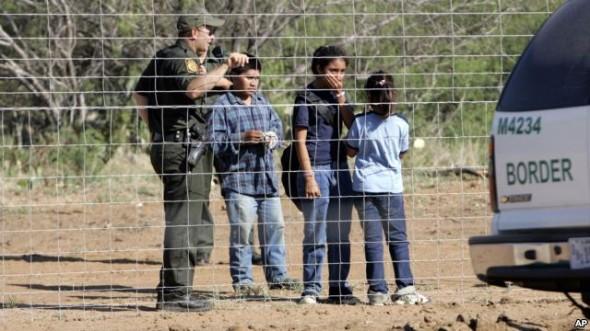 Image result for yahoo images, border crossers, kids