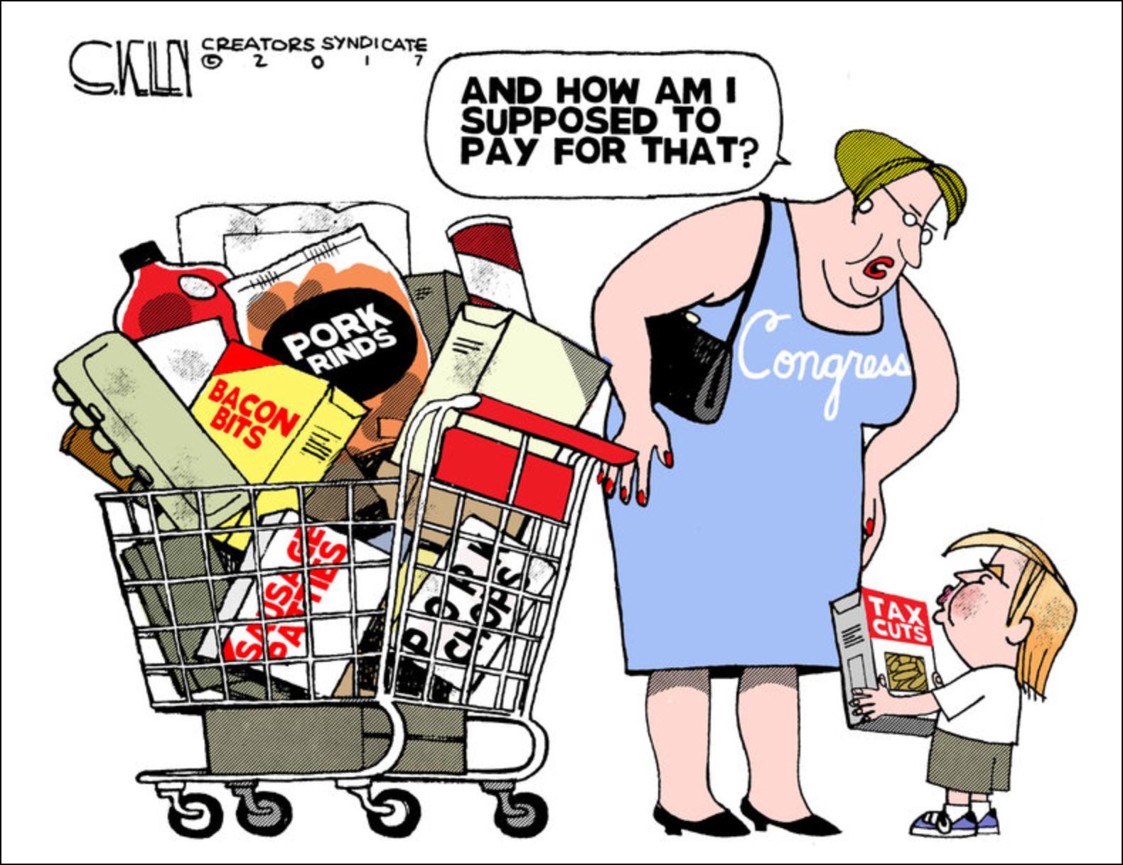 Trump S Tax Cuts