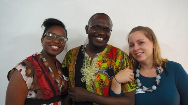 Impact Hub Co-Founding Trio