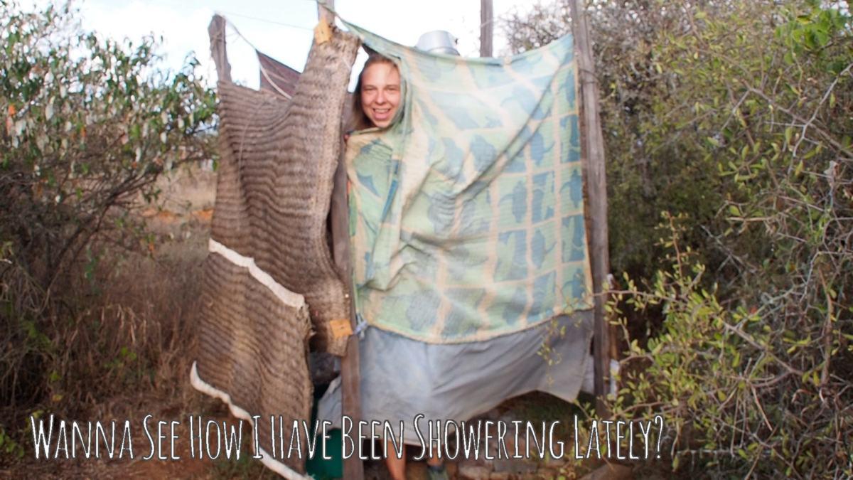 Water-Saving Shower