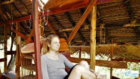 The Pitchandikulam tree house - a place where ideas for fictional stories flow into me.