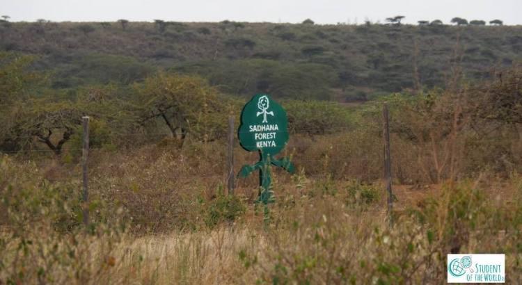 Sadhana Forest Kenya