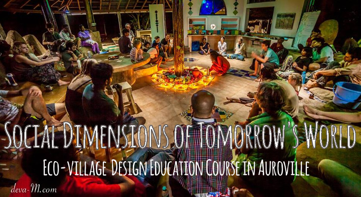 Social Dimensions of Tomorrow's World