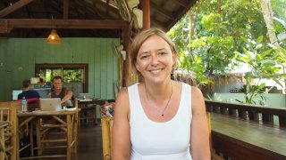 Jenny from Germany, freelance business consultant
