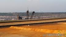 Giant Excavator & Conveyor Belts