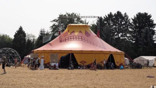 gathering tent