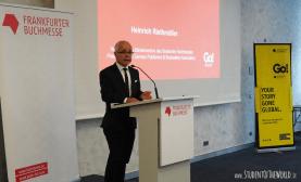 Frankfurt Book Fair Opening Press Conference