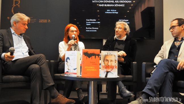 Panel of Oppressed Turkish Authors
