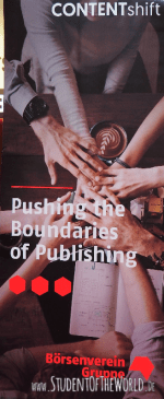 Start-ups in the Publishing Industry