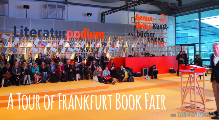 A Tour of Frankfurt Bookfair